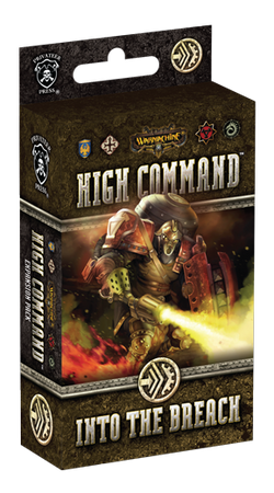 WARMACHINE High Command: Into the Breach Expansion