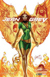 JEAN GREY #1 J. SCOTT CAMPBELL EXCLUSIVE CVR B