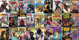 MARVEL LENTICULAR BUNDLE 29 COVERS 10/25/2017