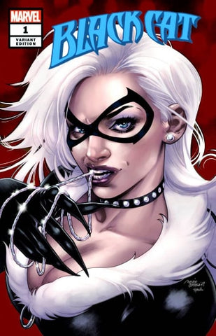 BLACK CAT #1 ORTEGA EXCLUSIVE 6/26/2019