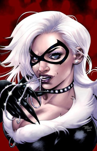 BLACK CAT #1 ORTEGA EXCLUSIVE VIRGIN 6/26/2019