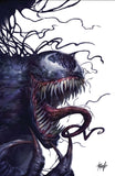 VENOM #1 CONVENTION EXCLUSIVE PARRILLO 5/9/2018