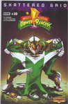 MIGHTY MORPHIN POWER RANGERS #30 MAIN SG LEGENDS EXCLUSIVE ASM 8/15/2018