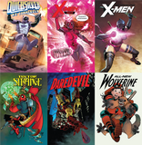 DEADPOOL VAR 10 PACK BUNDLE 6/6/2018