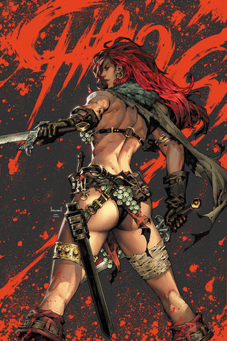 RED SONJA AGE OF CHAOS #2 KAEL NGU EXCLUSIVE VAR (02/19/2020)