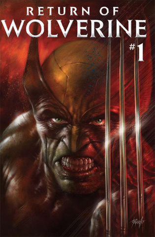 RETURN OF WOLVERINE #1 (OF 5) LUCIO PARRILLO COMICXPOSURE EXCLUSIVE 9/26/2018