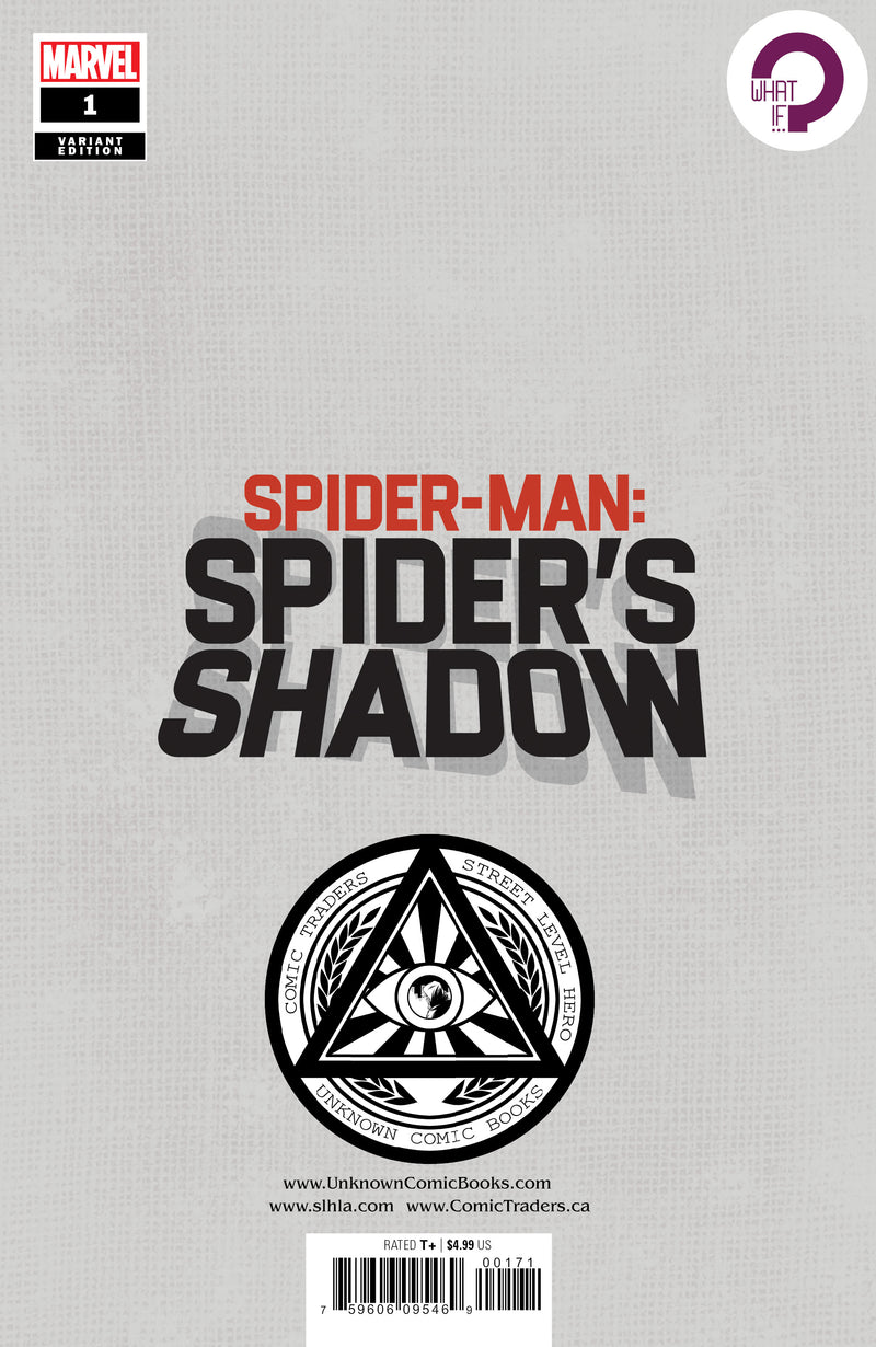 SPIDER-MAN SPIDERS SHADOW