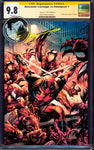ABSOLUTE CARNAGE VS DEADPOOL #1 (OF 3) TYLER KIRKHAM VIRGIN EXCLUSIVE AC CGC 9.8 SS YELLOW LABEL (01/30/2020)