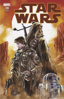 STAR WARS #38 EXCLUSIVE CHECCHETTO VAR 11/8/2017