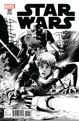 STAR WARS #24 DEODATO SKETCH 1:100