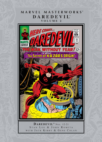 MMW DAREDEVIL HC VOL 02 2ND ED