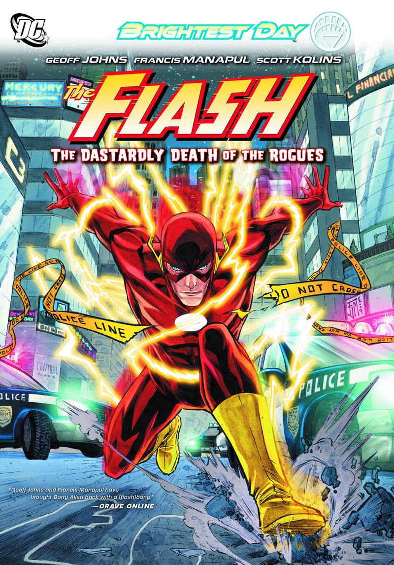 FLASH TP VOL 01 THE DASTARDLY DEATH OF THE ROGUES 3/13/2019