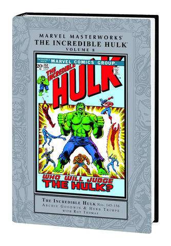 MMW INCREDIBLE HULK HC VOL 08