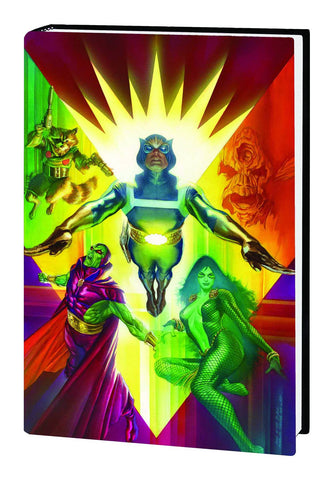 GUARDIANS OF GALAXY SOLO CLASSIC OMNIBUS HC