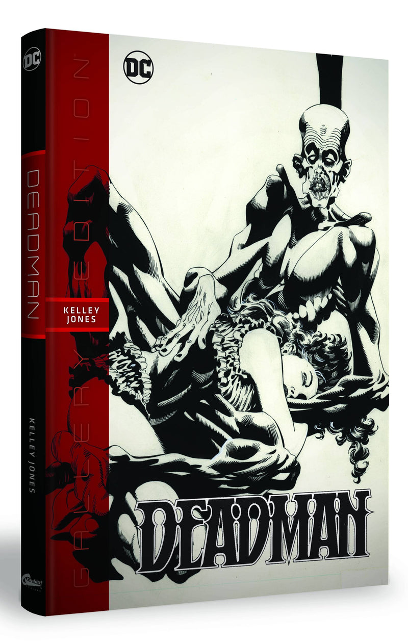 DEADMAN KELLEY JONES GALLERY EDITION HC 3/20/2019