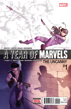 A YEAR OF MARVELS UNCANNY #1