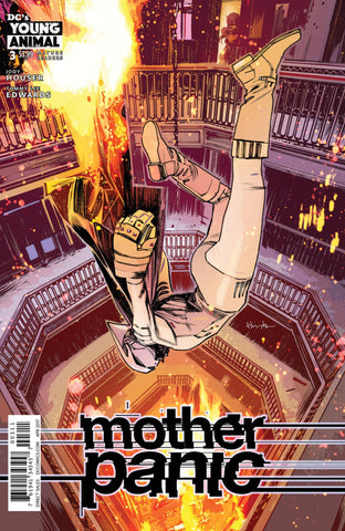 MOTHER PANIC #3 (MR)