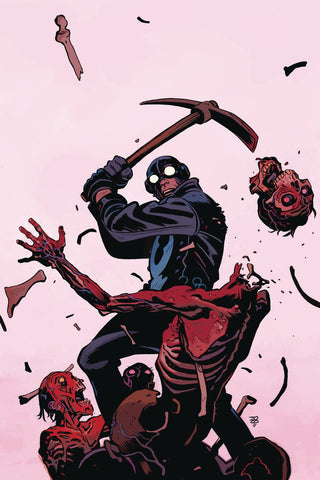 LOBSTER JOHNSON GARDEN OF BONES ONE SHOT