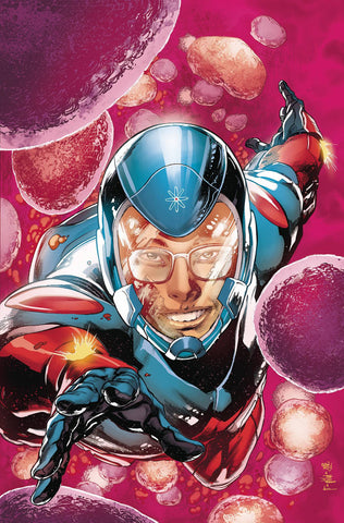 JUSTICE LEAGUE OF AMERICA THE ATOM REBIRTH #1