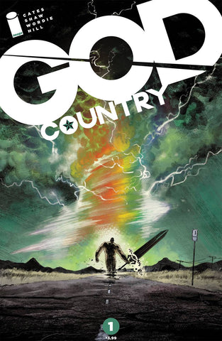 GOD COUNTRY #1 CVR A SHAW & STEWART (MR)