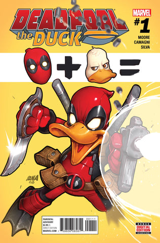 DEADPOOL THE DUCK #1 (OF 5) NOW