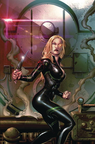 ROBYN HOOD THE HUNT #2 CVR A SALAZAR