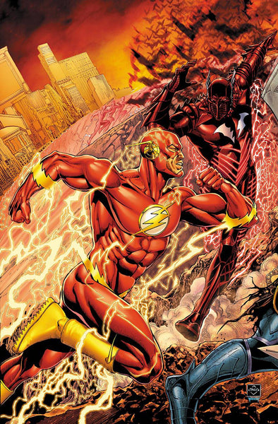 FLASH #33 (METAL) 10/25/2017
