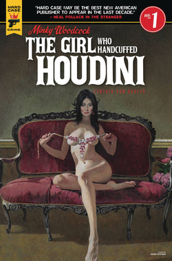MINKY WOODCOCK GIRL WHO HANDCUFFED HOUDINI #1 CVR B MCGINNIS 11/8/2017