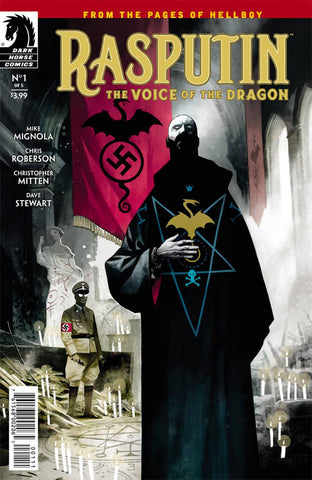 RASPUTIN VOICE OF DRAGON #1 (OF 5) 11/15/2017