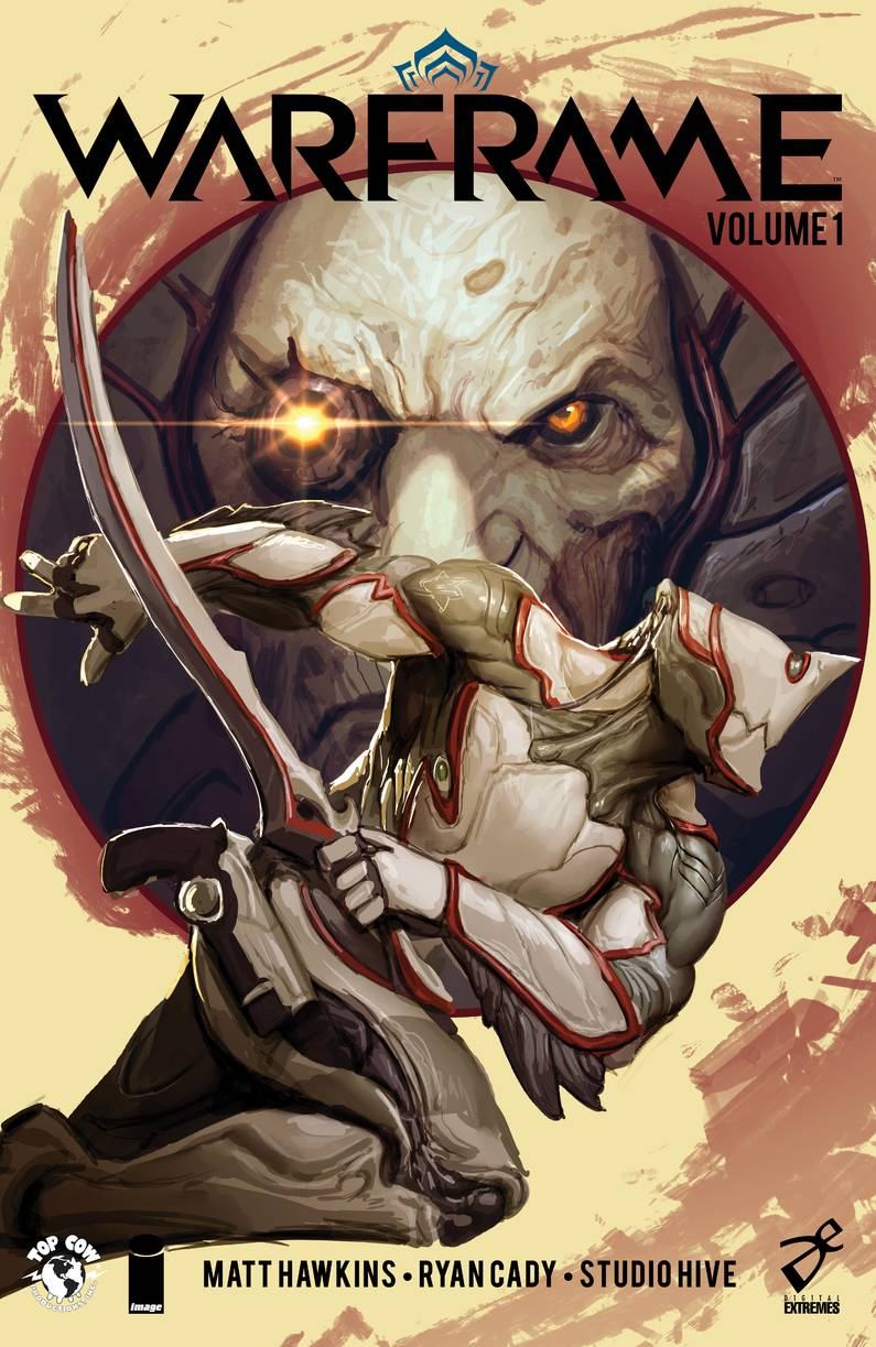 WARFRAME TP VOL 01 3/13/2019