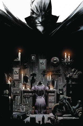 BATMAN WHITE KNIGHT #2 (OF 8) 11/1/2017