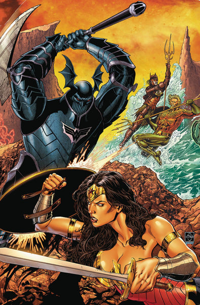 JUSTICE LEAGUE #32 (METAL) 11/1/2017
