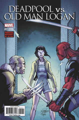 DEADPOOL VS OLD MAN LOGAN #2 (OF 5) LIM VAR 11/15/2017