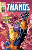 THANOS #13 BURROWS LH VAR LEG 11/22/2017