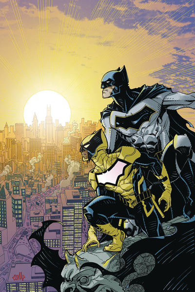 BATMAN AND THE SIGNAL #1 (OF 3) (METAL) 11/8/2017