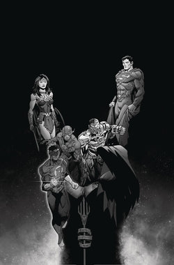 DARK NIGHTS METAL #1 DIRECTORS CUT 11/29/2017
