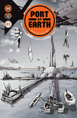 PORT OF EARTH #1 11/8/2017