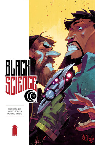 BLACK SCIENCE #33 CVR A SCALERA & DINISIO (MR)