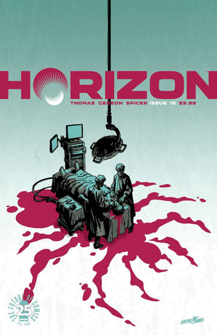 HORIZON #16 (MR)