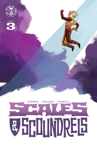 SCALES & SCOUNDRELS #3