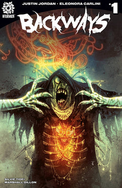 BACKWAYS #1 CVR B TEMPLESMITH 12/20/2017