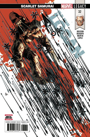 OLD MAN LOGAN #32 12/20/2017