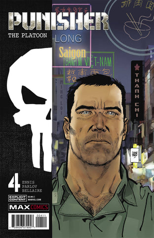 PUNISHER PLATOON #4 (OF 6) (MR)