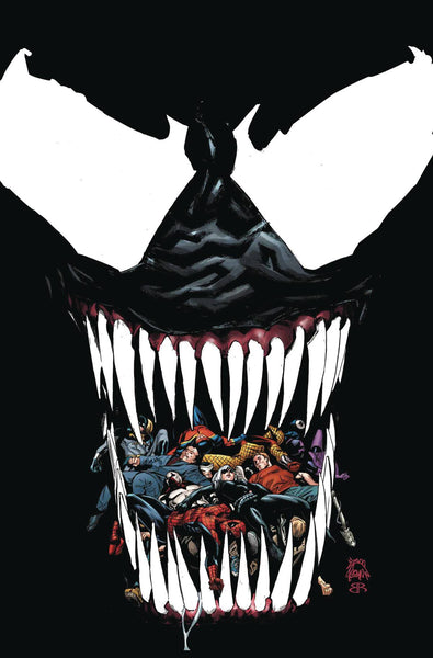 AMAZING SPIDER-MAN VENOM INC ALPHA #1 LEG 12/6/2017