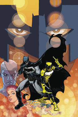 BATMAN AND THE SIGNAL #2 (OF 3) (RES) 2/7/2018
