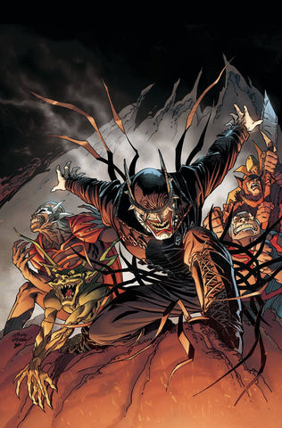DARK NIGHTS METAL #5 (OF 6) KUBERT VAR ED 1/31/2018