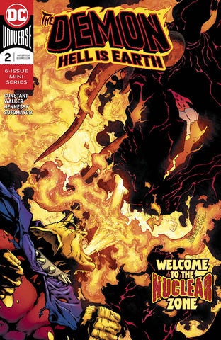 DEMON HELL IS EARTH #2 (OF 6)