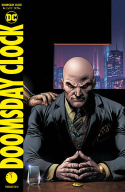 DOOMSDAY CLOCK #2 (OF 12) VAR ED 12/27/2018
