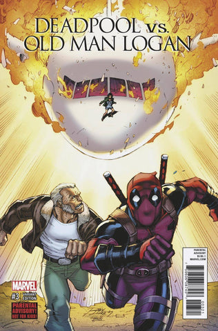DEADPOOL VS OLD MAN LOGAN #3 (OF 5) LIM VAR 12/20/2017
