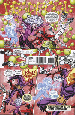 DESPICABLE DEADPOOL #290 KOBLISH SECRET COMIC VAR LEG